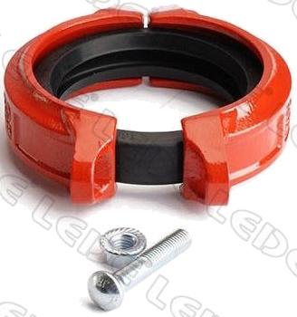 Acoplamiento flexible para tubería ranurada05
